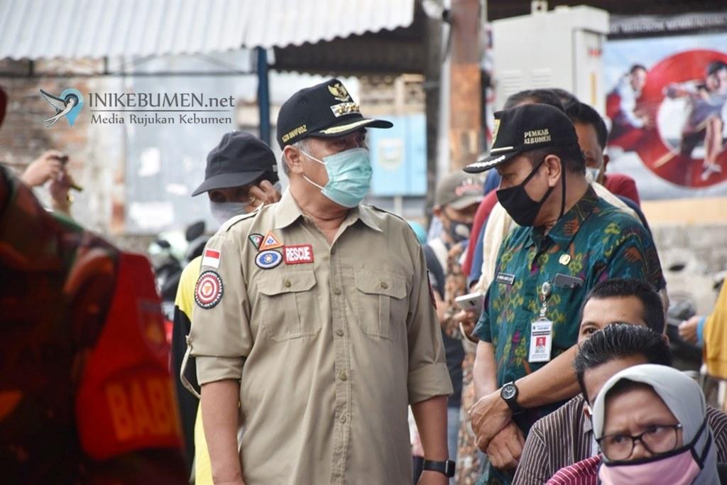 Kurva Covid-19 di Kebumen Menurun, Warga Tetap Diminta Patuhi Protokol Kesehatan