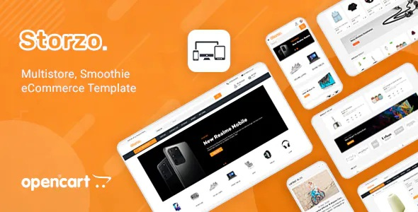Best Multipurpose eCommerce Opencart Theme