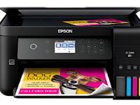 Epson ET-3700 Wireless Setup