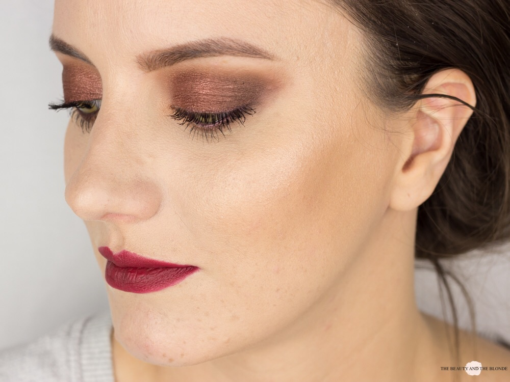 Eine Palette, vier Looks </br> Lorac Pro 1 - Fall Makeup Look