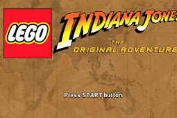 Lego Indiana Jones The Original Adventures + Save Game Complete PPSSPP