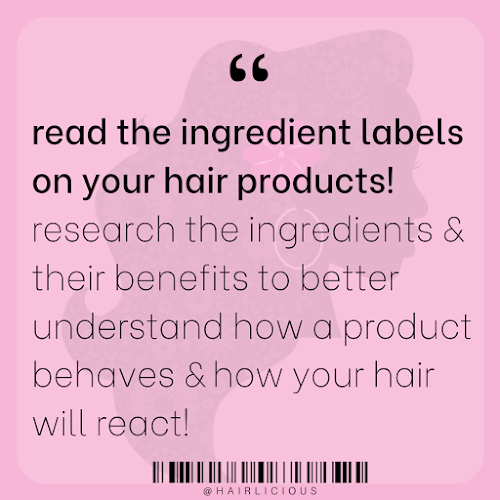How to Read Hair Product Ingredients Like A Pro! | Relaxed Hair | www.HairliciousInc.com