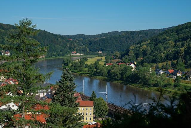 Malerweg Etappe 7 | Von Kurort Gohrisch bis Weißig | Wandern Sächsische Schweiz | Pfaffenstein – Festung Königstein 21