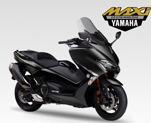 Spesifikasi Dan Harga Yamaha TMAX DX Semua Tipe