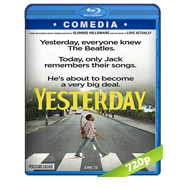Yesterday (2019) BRRip 720p Audio Dual Latino-Ingles
