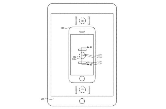 Apple's New Patent Implies That Its Future Products Can Be Charged Wirelessly Between Each Other