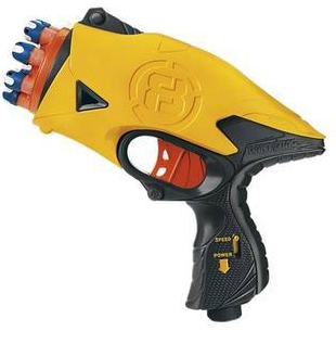 Outback Nerf: Nerf Dart Tag Snapfire 8 Review