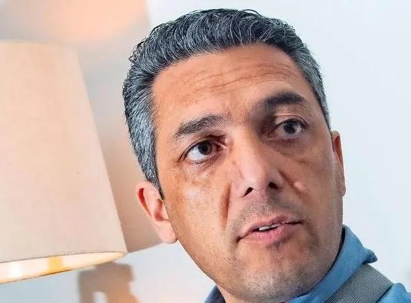 Manuel Guzmán, el carabinero que abrió paquete con bomba que explotó en la 54ª Comisaría de Huechuraba