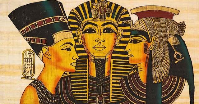 Antike Griechische Philosophen entdeckten nichts - sie stahlen es von den Ägyptern