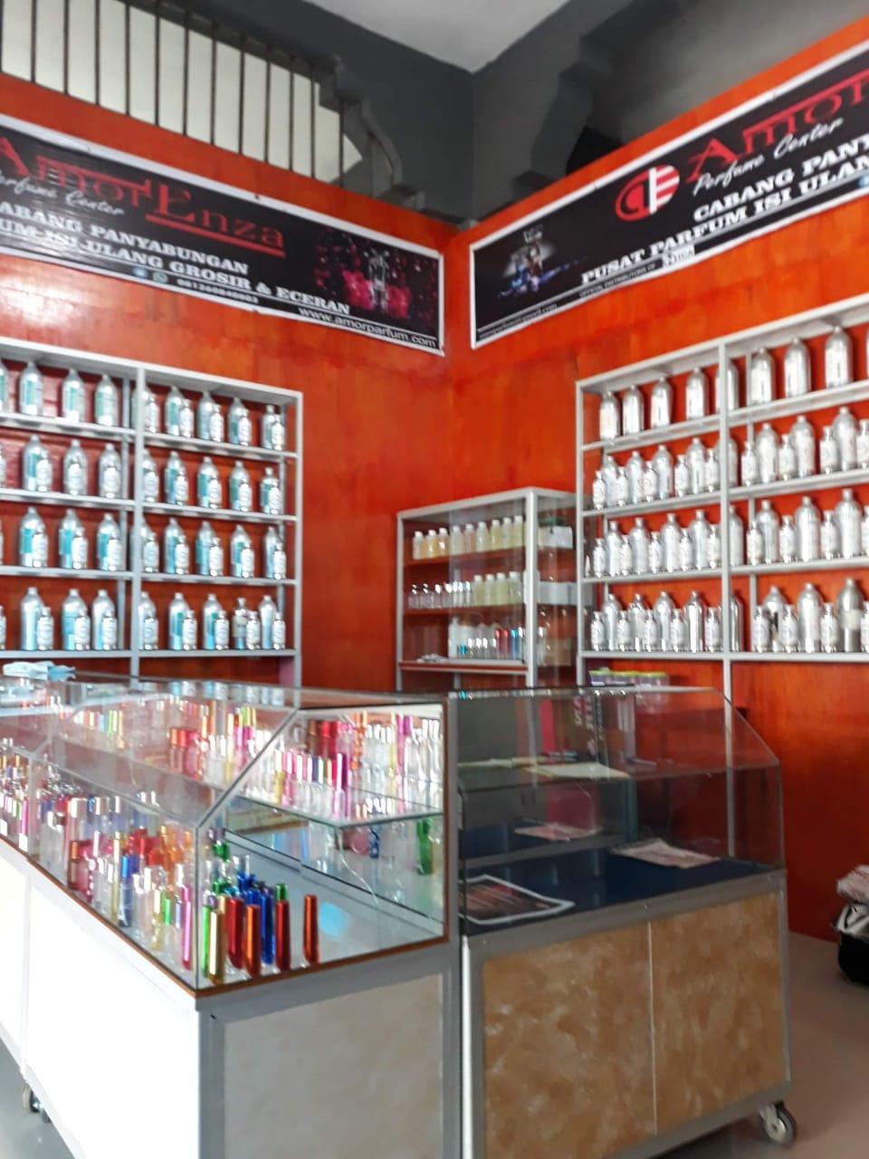 DESAIN TOKO PARFUM BUDGET MURAH HASIL MEWAH   Distributor ...