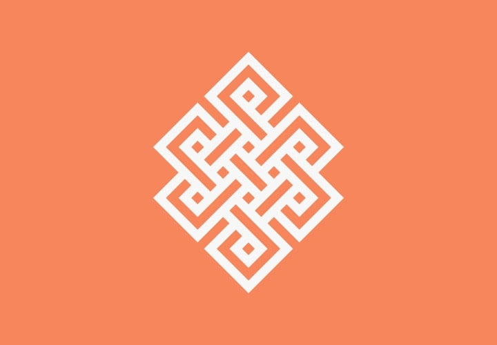 The Endless Knot Hi-Res Image