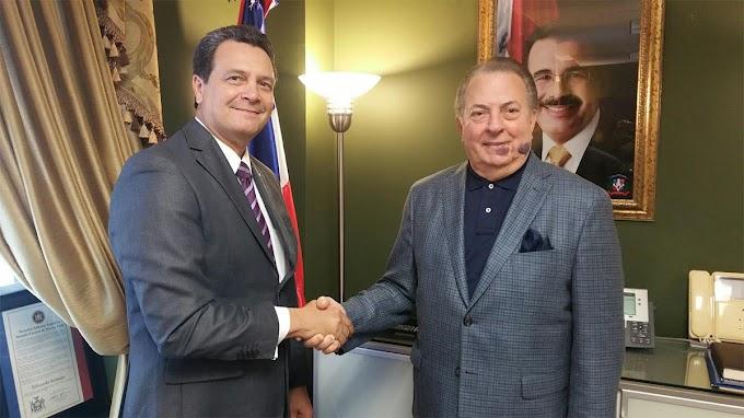 CENAPEC y consulado en NY firman acuerdo para impartir bachillerato virtual