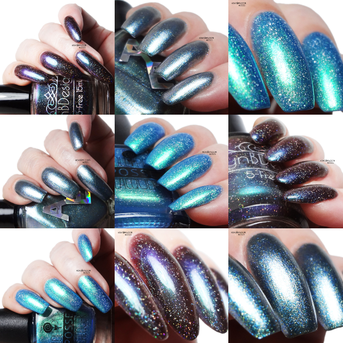 xoxoJen's swatch of HHC: March