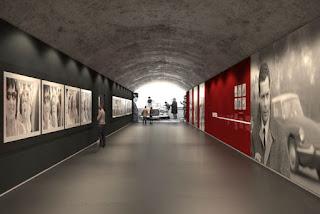 Rendering Gallerie d'Italia Torino