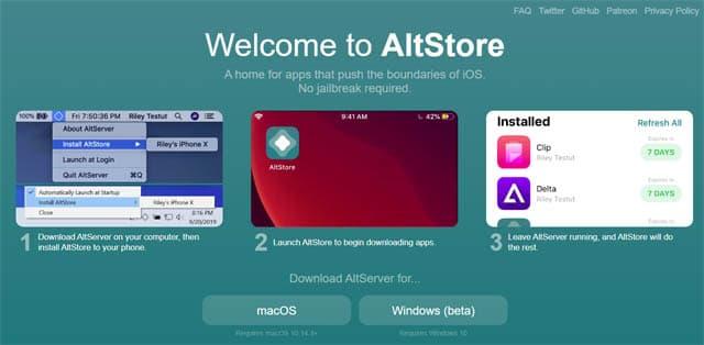 تحديث جلبريك Unc0ver Jailbreak 13.5 وطرق تحميله,جلبريك,جيلبريك,جلبريك انكفر,سيديا,جل بريك,ابل,ويندوز,ماك,لينكس,تحديث جلبريك,جلبريك Unc0ver,جلبريك Unc0ver Jailbreak,جلبريك Unc0ver 5.0.0,Unc0ver Jailbreak,iOS 13.5,cydia,Cydia Impactor,AltStore,Windows,MAC,Linux