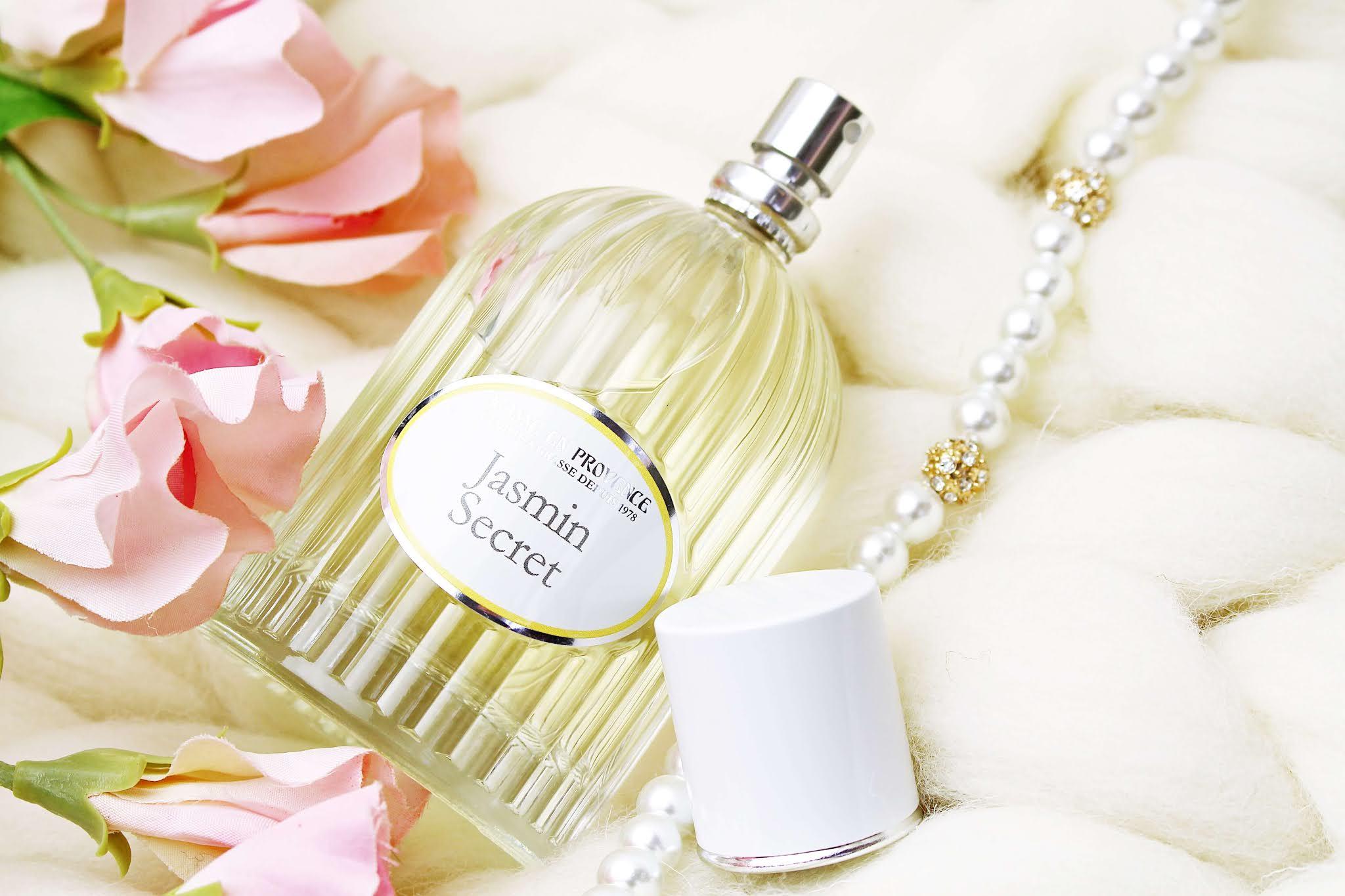 Woda Perfumowana Jeanne en Provence Jasmin Secret