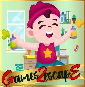 Play Games2Escape Naughty Kim …