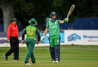 Ireland vs South Africa 2nd ODI 2021 Highlights