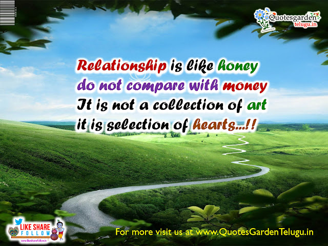 Best Relationship quotes - Heart touching