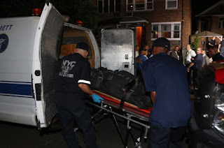 Fatal Queens blaze set by houseguest who tossed gas around the kitchen: sources