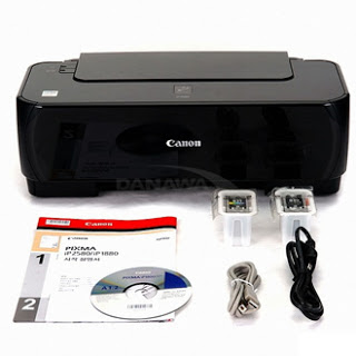 Driver printer Canon Pixma Ip2770 dan Support Os nya
