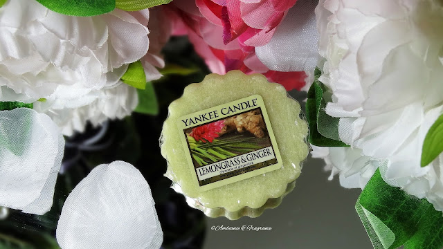 avis lemongrass ginger yankee candle blog bougie cocooning