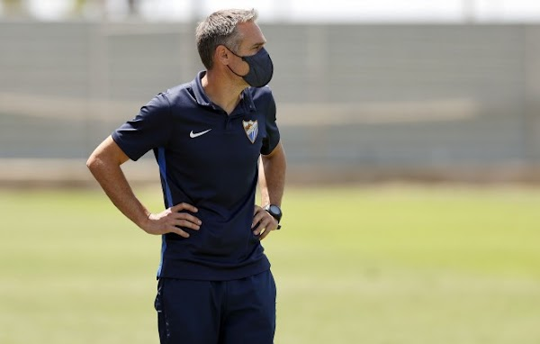 """Nacho Pérez - Málaga Juvenil A -: """"El esfuerzo ha sido increíble"""""""