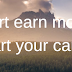 Start earn money, Start your career