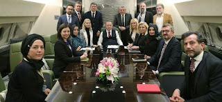 أردوغان: نقاط المراقبة التركية لها دور مهم جداً وستبقى هناك