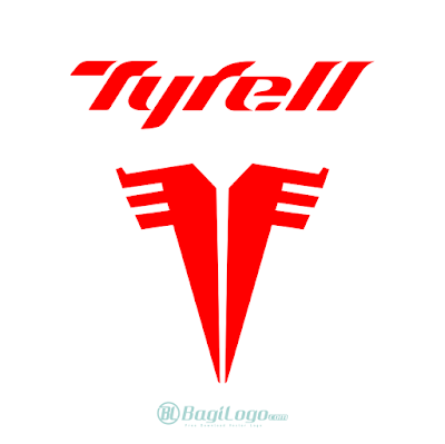 TYRELL Bikes Logo Vector