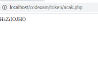 Membuat Kode Random Alphanumeric Dengan PHP