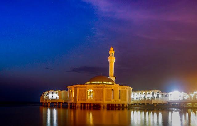 """Kenapa DPRD Beri Tanda """"Bintang"""" Anggaran Masjid Terapung Pariaman?"""