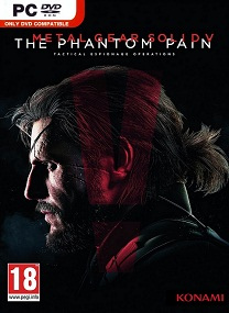Download Game Gratis Metal Gear Solid V The Phantom Pain Full Version (CPY)