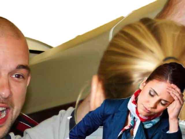 Unruly Passenger , Disruptive Air Passenger