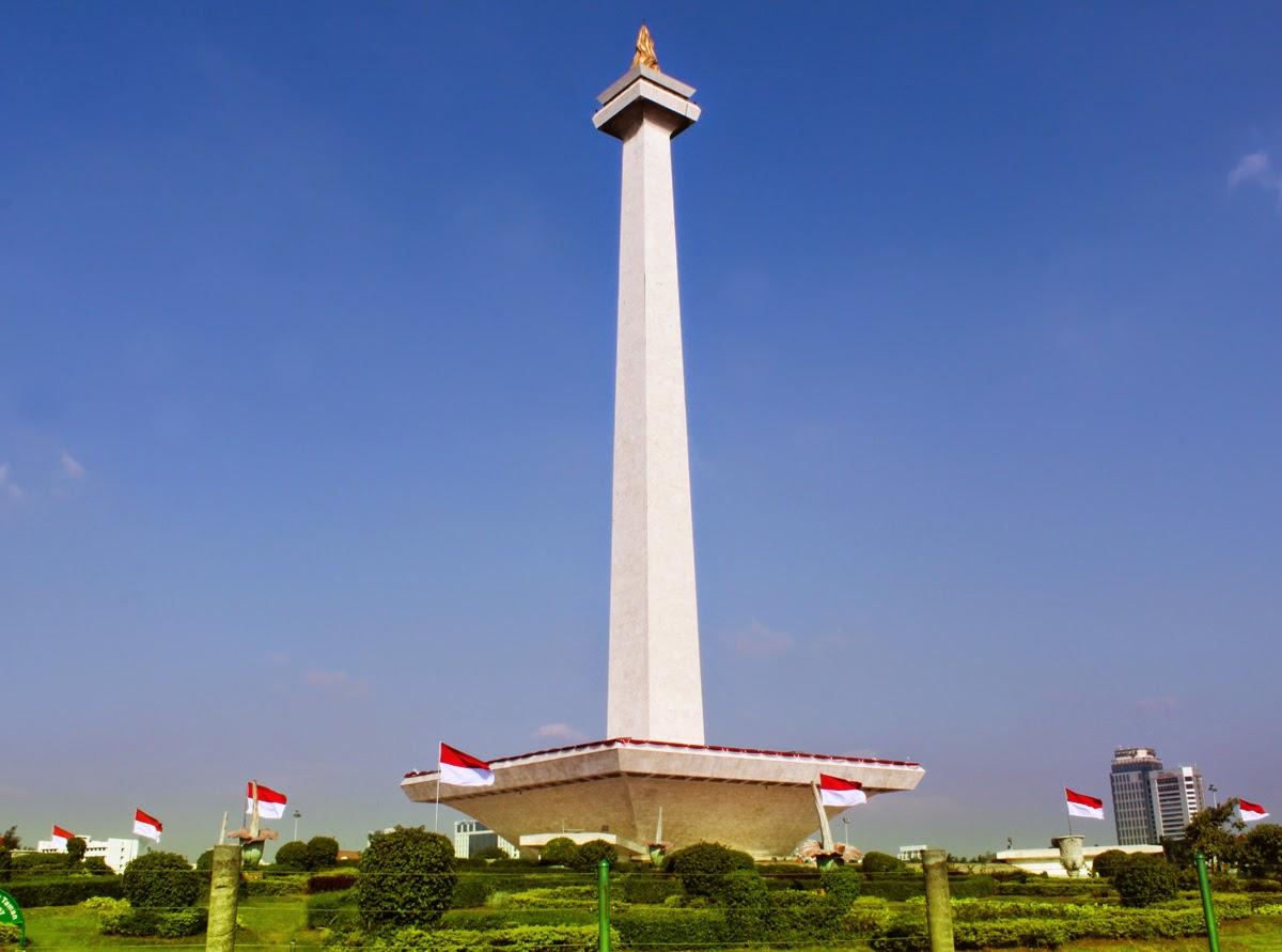monumen nasional jakarta,monas,national monument of indonesia