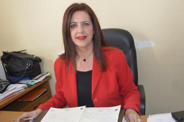 Ντίνα Νικολάκου: Το έργο ΣΔΙΤ της Περιφέρειας απολαμβάνει της απόλυτης αποδοχής των πολιτών