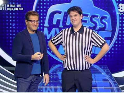 "Jhonny Puttini e Enrico Papi a ""Guess my age"""