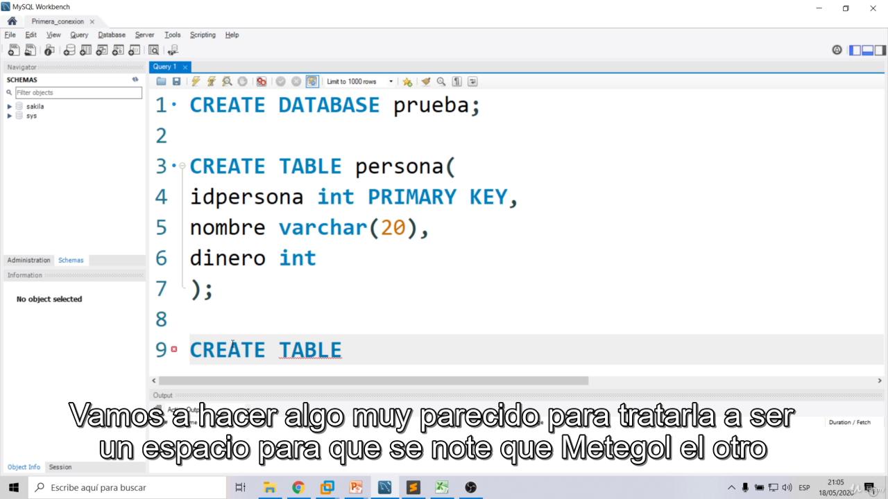 Udemy - Máster en Base de Datos SQL desde 0 hasta Avanzado +Hacking! 2