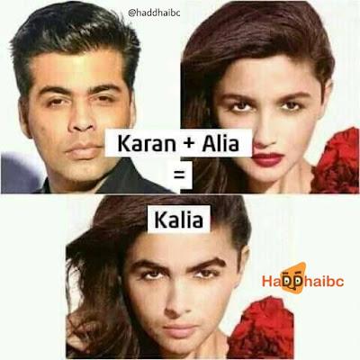 Most Funny Karan Johar Memes
