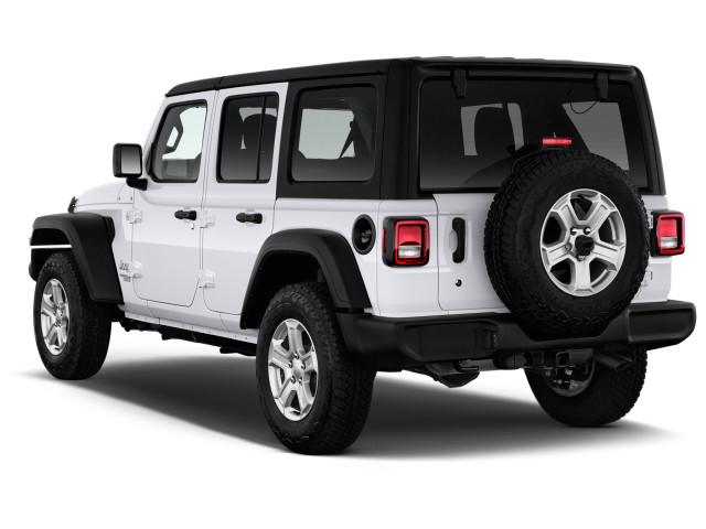 2020 Jeep Wrangler Review