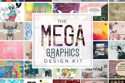 Download Template Design Terlengkap Dengan Kualitas Premium