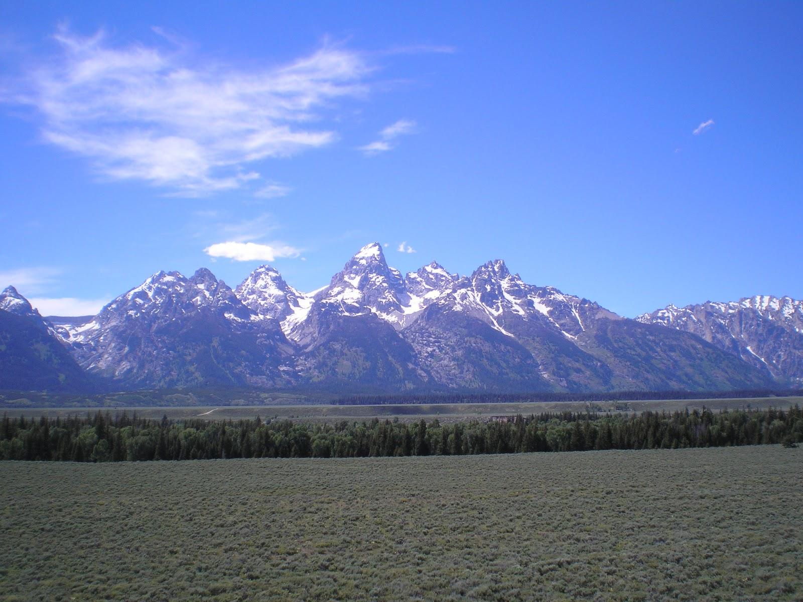 The Road Genealogist Grand Teton National Park Wyoming