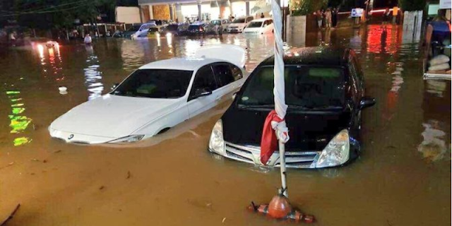 banjir jakarta era ahok