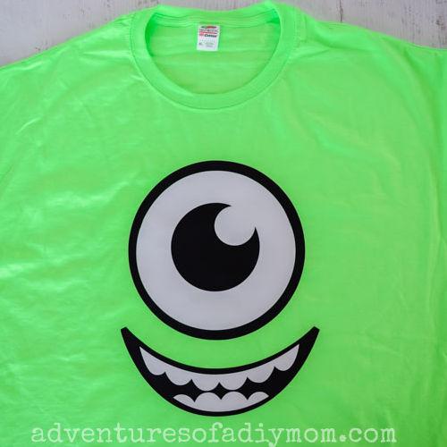 monster eye shirt