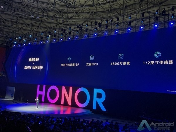 Honor V30 to be released in November, confirms Huawei subsidiary president