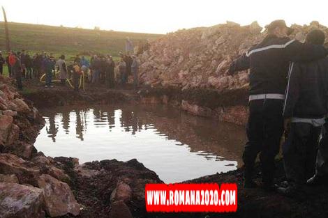 أخبار المغرب: وفاة طفل جراء الغرق بحوض مائي في إقليم شفشاون chefchaouen
