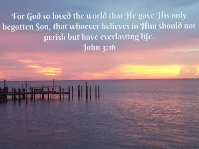 John 3:16 Meme / For God so loved the world that He gave His only begotten Son, that whoever believes in Him should not perish but have everlasting life. http://www.adornedfromabove.com