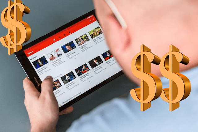 Cara Mendapatkan Uang Dari Youtube Dengan Android