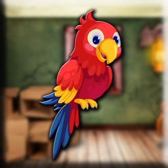 Games2Jolly Cute Macaw Escape