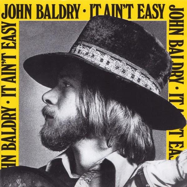 Long John Baldry - It Ain't Easy (1971, Blues Rock)